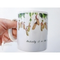 Tea-coffee mug Nepenthes