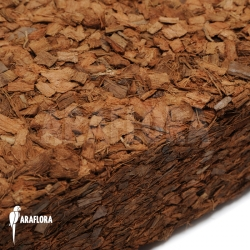 Cocos bark (flora bark) pressed course (XL)